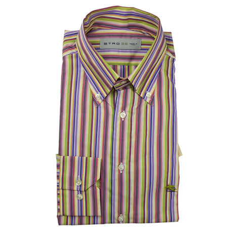 Etro Multi-Colored Shirt - Slim