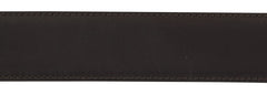 Fiori Di Lusso Dark Brown Calf Leather Belt - (137) - Parent