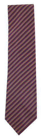Finamore Napoli Multi-Colored Tie