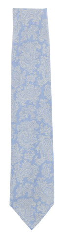 Finamore Napoli Light Blue Tie