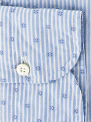 Finamore Napoli Light Blue Button-Front Shirt – Size: Small US  Shirt - ShopTheFinest- Luxury  Italian Designer Brands for men