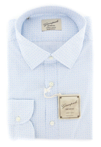 Giampaolo Light Blue Shirt - Extra Slim