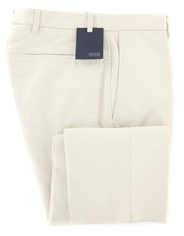 Incotex Beige Pants - 46 US / 62 EU