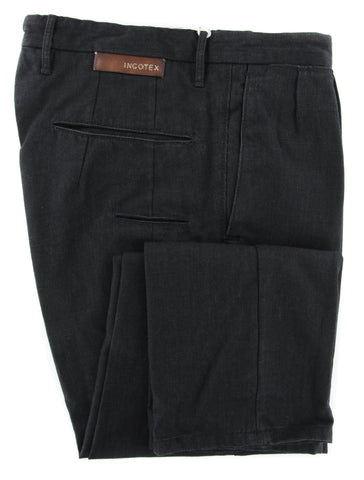 Incotex Charcoal Gray Pants