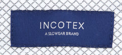 New $475 Incotex Gray Solid Pants - Extra Slim - (S0T030S0T9111) - Parent