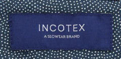 $375 Incotex Dark Blue Solid Pants - Slim - (IN-S0W030-5231-825) - Parent