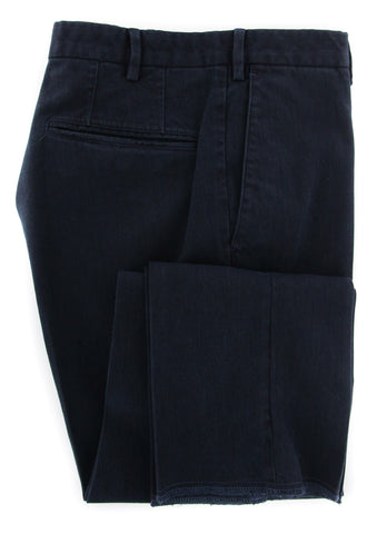 Incotex Navy Blue Pants