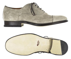 $1825 Santoni Beige Shoes Size 8.5 (US) / 7.5 (EU)