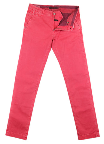 Jacob Cohën Red Jeans - Super Slim
