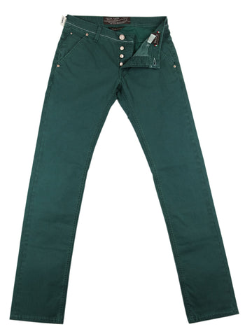 Jacob Cohën Green Jeans - Slim