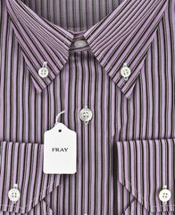 Fray Pink Shirt – Size: Small US