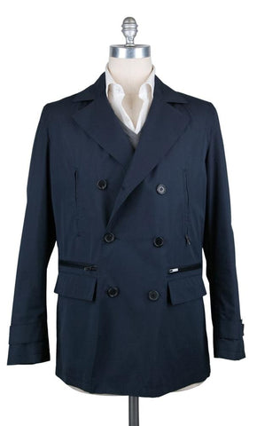 Kiton Navy Blue Jacket