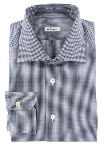 Kiton Gray Shirt - Slim