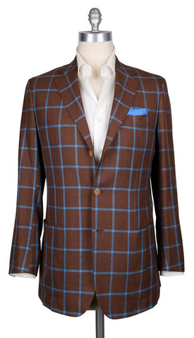 Kiton Brown Sportcoat