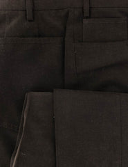 $800 Brunello Cucinelli Brown Solid Cotton Pants - Slim - (874) - Parent