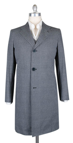 Kiton Blue Coat - 40 US / 50 EU