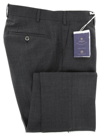 Luigi Borrelli Gray Pants - 40 US / 56 EU