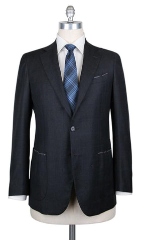 Borrelli Charcoal Gray Suit