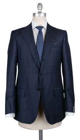 Borrelli Navy Blue Suit