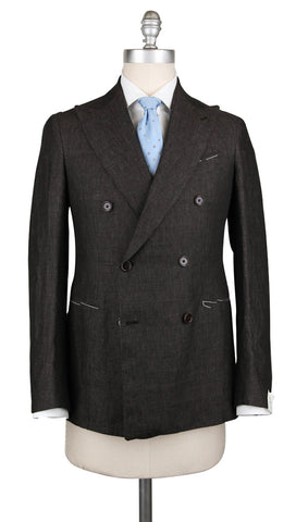 Luigi Borrelli Dark Brown Suit