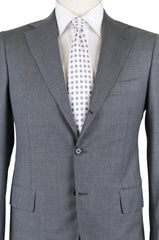Luigi Borrelli Gray Suit - 46 US / 56 EU  Suit - ShopTheFinest- Luxury  Italian Designer Brands for men