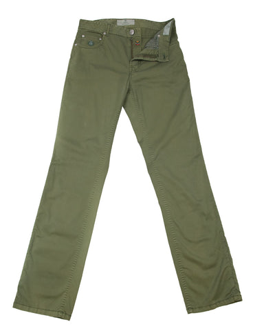 Borrelli Green Pants