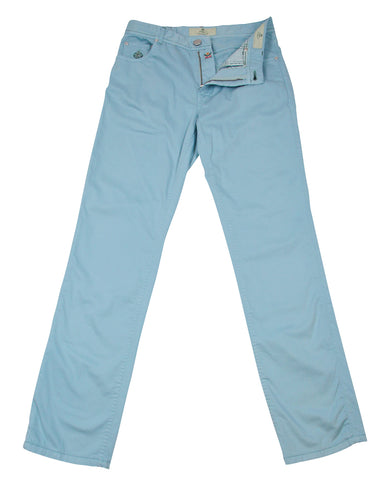 Borrelli Light Blue Pants
