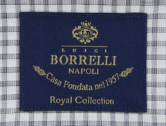 Luigi Borrelli Light Gray Shirt - Extra Slim