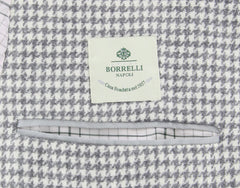 New $4500 Luigi Borrelli Gray Cashmere Sportcoat - (LBSPTC131630) - Parent