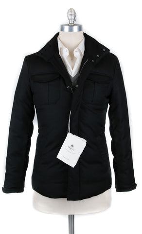 Luigi Borrelli Black Jacket