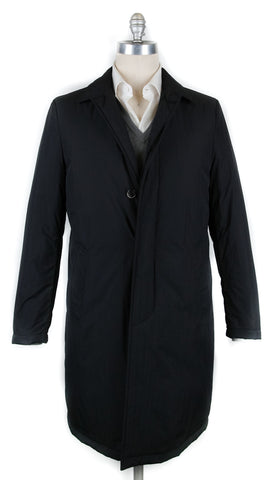 Luigi Borrelli Black Coat