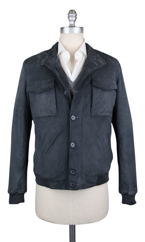 Luigi Borrelli Gray Jacket