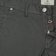 Luigi Borrelli Green Pants - 40 US / 56 EU  Pants Casual - ShopTheFinest- Luxury  Italian Designer Brands for men