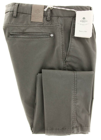 Luigi Borrelli Brown Pants - 33 US / 49 EU