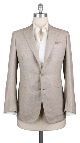 Luigi Borrelli Light Brown Sportcoat