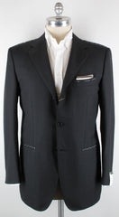 New $3600 Luigi Borrelli Gray Sportcoat 46/56
