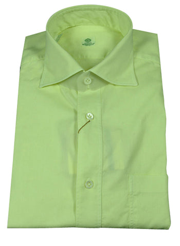 Luigi Borrelli Green Shirt – Size: Medium US / Medium EU