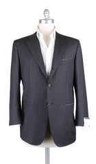 New $3000 Luigi Borrelli Gray Sportcoat 44/54 - ** SALE **