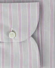 New $425 Luigi Borrelli Pink Shirt 15.75/40 - ** SALE **