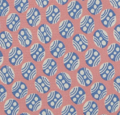 New $235 Kiton Pink, Light Blue and White Silk Tie