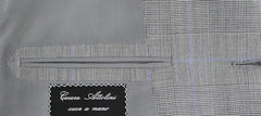 New $5550 Cesare Attolini Light Gray Suit 44/54