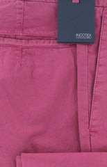 New $325 Incotex Pink Pants 30/46