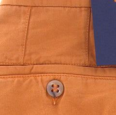 New $325 Incotex Orange Pants 30/46
