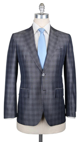 Orazio Luciano Dark Gray Suit