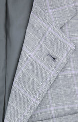 New $4400 Orazio Luciano Light Gray Sportcoat -  38/48 - (FINTO3BOTTONI3801511)