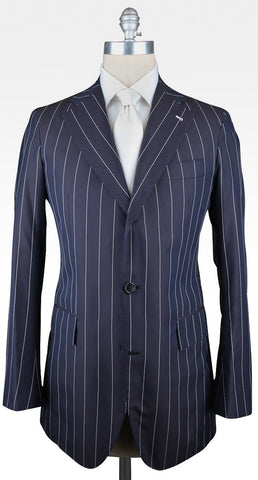 Orazio Luciano Navy Blue Suit