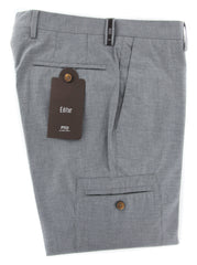 New $400 PT Pantaloni Torino Gray Solid Pants - (COVSMTSN88230) - Parent