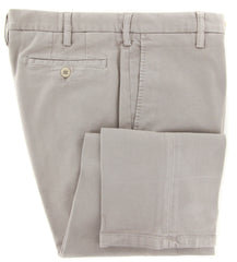 New $350 Rota Beige Solid Pants - Full - (2002C2663064) - Parent