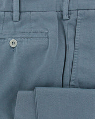 New $350 Rota Light Blue Solid Pants - Full - (2002C2907164) - Parent