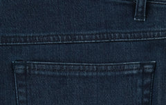 New $325 Rota Denim Blue Solid Jeans - Slim - (NEWG5CEL997013) - Parent